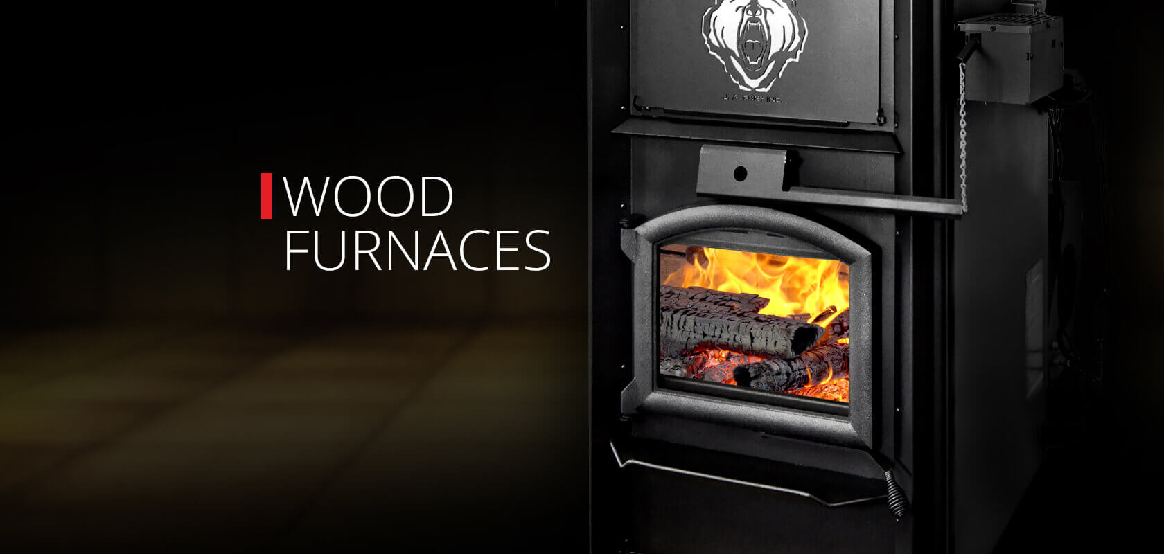 Wood furnaces - J. A. ROBY inc