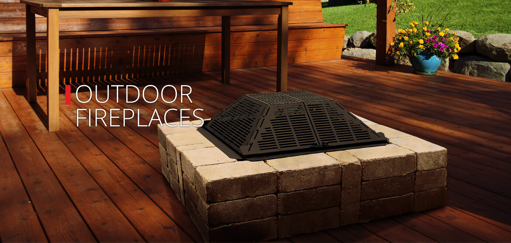 Outdoor products - J. A. ROBY inc