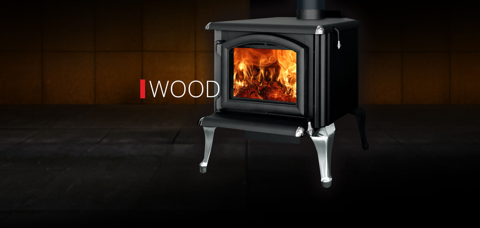 Wood stoves - J. A. ROBY inc