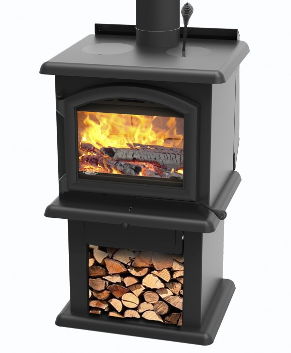 OWNER'S MANUAL BROCHURE WARRANTY - J. A. ROBY - Stoves And Fireplaces Québec