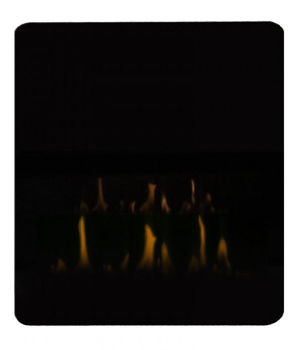 Foyers et po les au bois gaz et thanol for Petit miroir noir
