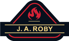 Logo J. A. ROBY